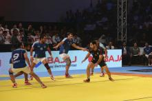India Reign Supreme in Kabaddi Masters, Clinch Title With Easy Win