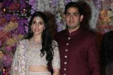 Akash Ambani & Shloka Mehta's Engagement Party; See Pics