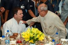 See All the Pictures from Rahul Gandhi's Iftar Party