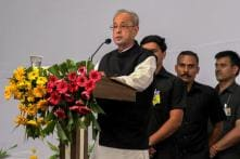 Pranab Mukherjee Rejects Reports of His Foundation Collaborating With RSS in Haryana