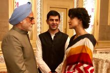 The Accidental Prime Minister: Aahana's Striking Resemblance With Priyanka Gandhi is Hard to Ignore