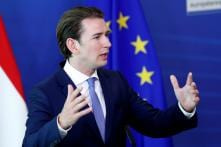 Austrian Chancellor Sebastian Kurz Set to Face No-confidence Vote Today