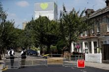 Anger and Grief as Britain Marks Grenfell Fire Anniversary