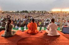 Nearly 2 Lakh do Yoga With Ramdev in Rajasthan, Make it to Guinness Records