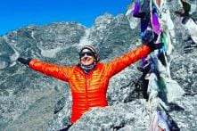 Did You Know the Oldest Woman to Climb Everest Is a Former Air Hostess and Miss India Finalist?