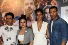 John Abraham, Aisha Sharma Launch 'Satyamev Jayate' Trailer