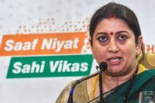 'Reveal Your Own Religion First': Congress Drops Letter Bomb at Smriti Irani Over 'Janeu' Remark