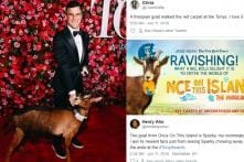 A Goat Walked the Red Carpet of Tony Awards and We Just Can't Keep Calm