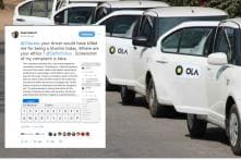 Ola Driver Threatens Man Because He Wanted to Go to a 'Muslim Colony' in Delhi, Gets Fired