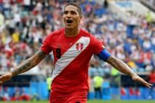 Peru Captain Paolo Guerrero Fails to Have Doping Ban Lifted