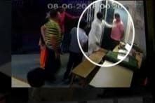 BJP MLA Slaps Constable in MP Police Station After Nephew's Call, Caught on Camera