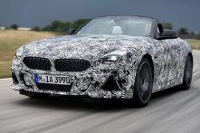All-New BMW Z4 Roadster Partially Revealed Ahead of Pebble Beach Reveal in August