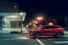 All-New Chevrolet Blazer SUV Unveiled