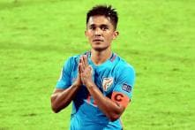 Sunil Chhetri Wins 2017 AIFF Player of the Year Award