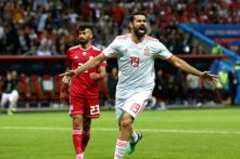 FIFA World Cup 2018: Spain Register 1-0 Win Over Iran — Relive Costa's Winning Goal