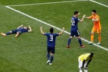FIFA World Cup 2018: Japan Looking to Save Celebration After Win Over Colombia