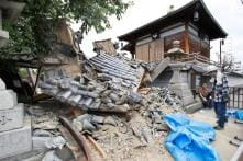 Powerful Earthquake Hits Japan's Osaka; See Pictures