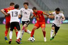 Egypt, Nigeria Continue to Splutter in World Cup Warm-ups