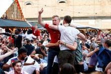 FIFA World Cup 2018: Two England Fans Charged With Unruly Behaviour