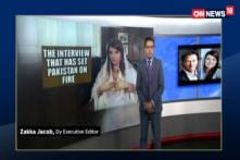 Faceoff: Most Controversial Woman In Pak Spills The Beans