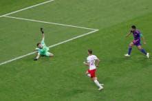In Pics, FIFA World Cup, Match 31, Poland vs Columbia