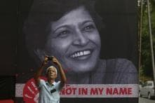 Gauri Lankesh's Family Marks One Year Without Her as Karnataka Police Claim Murder Case is 'Cracked'