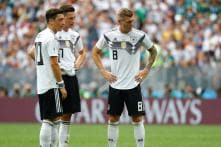 FIFA World Cup 2018: Under-fire Germany Face Crunch Tie Against Sweden