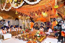 Tension in Punjab Village Over Desecration of Guru Granth Sahib