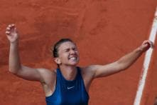 'Mentally Strong' Simona Halep Thought Chance Had Gone Before Fightback