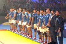India Thrash South Korea, to Face Iran in Kabaddi Masters Final
