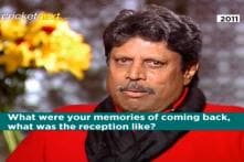 WATCH | Kapil Dev Talks of the Reception After Returning Home With the Cup