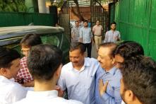 8 Days Later, Arvind Kejriwal Ends His Dharna at L-G Residence as Delhi IAS Officers Return to Work