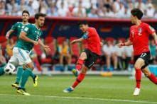 FIFA World Cup 2018: Historic Germany Win Leaves South Korea Coach Feeling 'Empty'
