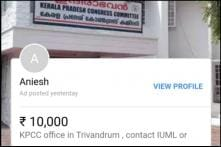 Kerala Congress Office 'For Sale' on OLX Amid Drama Over Rajya Sabha Seat