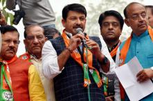 Delhi BJP's Slump Continues as Manoj Tiwari Fails to Capitalise on Kejriwal's Dharna Drama