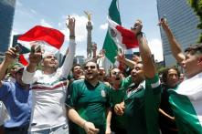 FIFA World Cup 2018: Mexicans Jubilant After Win Against Germany Trigger Earthquake Sensors