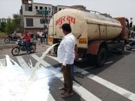 Man Behind Dairy Farmers' Strike in Maharashtra Tells What it Would Take to Call Off Protest