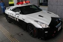 Japanese Resident Donates Nissan GT-R Patrol Car Worth Rs 2.12 Crore to Police Department