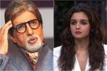 'Oh God! Not Again': When Alia Got Embarrassed After Big B Corrected Her English on Twitter