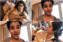 Dhadak Co-stars Janhvi Kapoor, Ishaan Khatter Share an Impeccable Off-screen Chemistry. Here's Proof