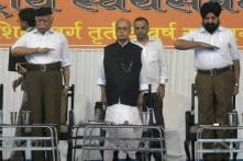 Pranab Mukherjee Awarded Bharat Ratna for Visiting RSS Headquarters, Says JD(S) Leader