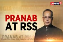 Pranab Mukherjee Calls RSS founder KB Hedgewar a great son of Mother India