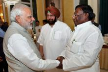 Now, Congress Govt Wants Statehood With Special Status for Puducherry