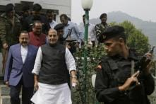 Security Forces Likely to Seek Extension of 'Ramzan Ceasefire' as Rajnath Singh Embarks on Valley Visit