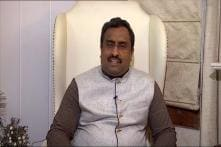 Home Minister Made the Gesture, Hope Hurriyat Responds Appropriately for Talks: Ram Madhav