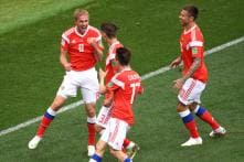 FIFA World Cup 2018: Russia Blank Saudi Arabia in Opener — Relive the Five Goals