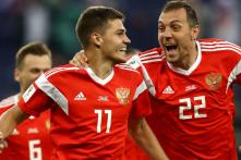 FIFA World Cup 2018: Russia Coach Hopes for More Celebrations after Egypt Win