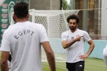FIFA World Cup 2018: Mohamed Salah in Apparent Discomfort in World Cup Training