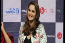 Sania Mirza Asks for No Discrimination Between Daughters and Sons