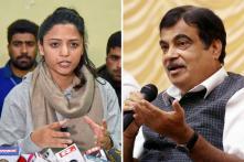 After Gadkari Threatens to Sue, Shehla Rashid Labels Tweet on PM Modi Assassination Plot as 'Sarcastic'